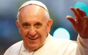 CNBB cumprimenta Francisco pelo primeiro ano de pontificado