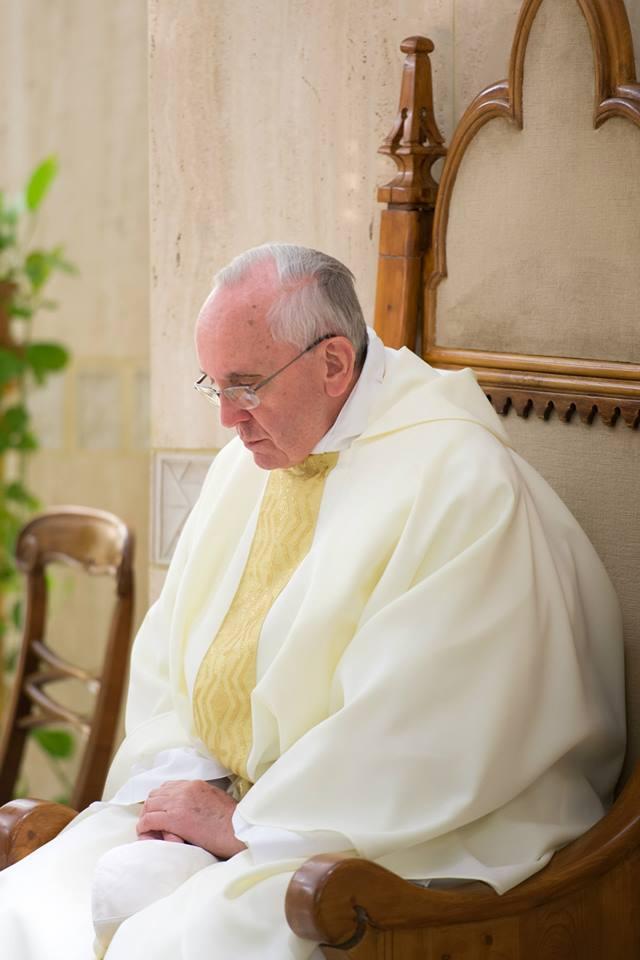 Papa assegura solidariedade ao povo ucraniano