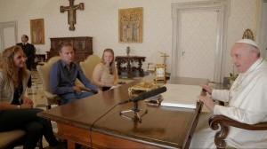 Vaticano publica entrevista concedida pelo Papa aos jovens belgas