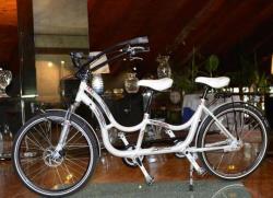"""Francisco será presenteado com a """"Bicicleta dos abraços"""""""