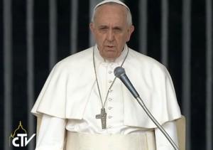 """Papa faz novo apelo pela paz na Síria: """"chega de violência!"""""""
