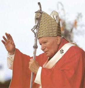 """Papa fala de João Paulo II: """"incansável pregador da Palavra"""""""