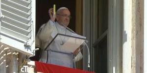 papa presente evangelho