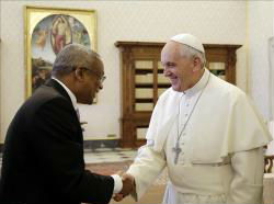 Santa Sé e Cabo Verde assinam acordo