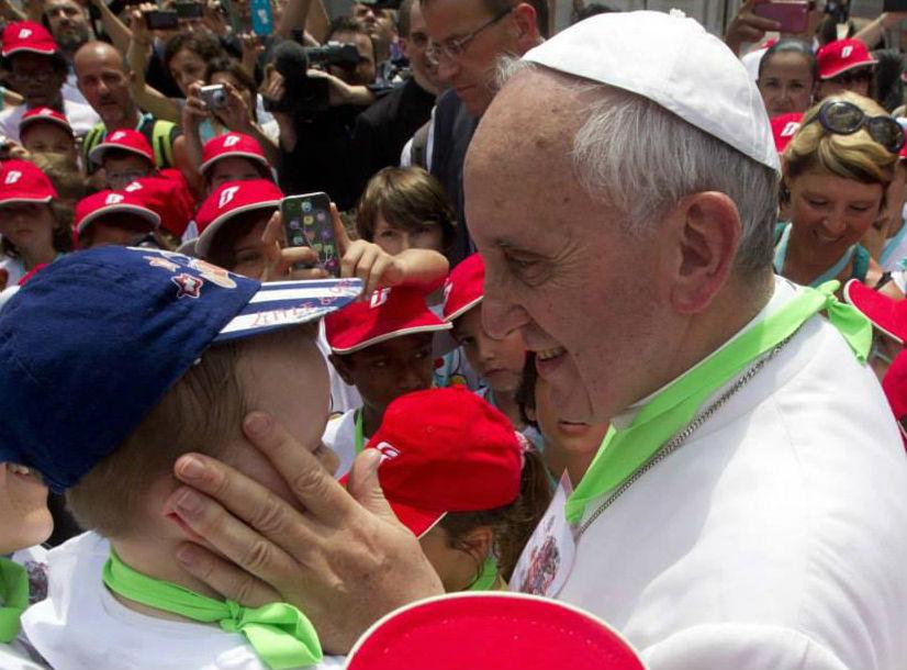 """Papa receberá """"Trem das Crianças"""" no Vaticano"""