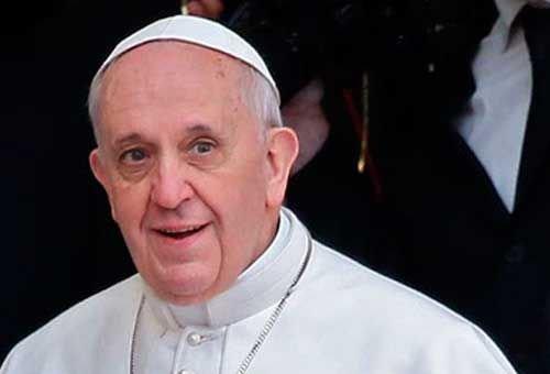 Papa levará funcionário do Vaticano para a Terra Santa