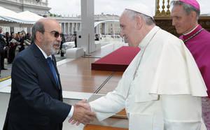Papa participará da 2ªConferência Internacional sobre Nutrição