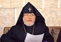 Patriarca Armênio será recebido por Francisco