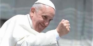Papa felicidade