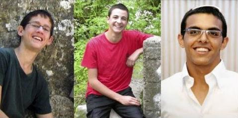 Pesar jovens israelenses