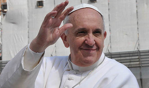 Francisco incentiva consagradas da África a servirem a Cristo com o coração / Foto: Arquivo
