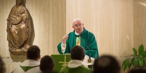 Vida cristã é uma doação de si mesmo, até o fim, destacou Francisco / Foto: L'Osservatore Romano