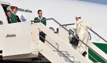 Francisco visita a Albânia neste domingo / Foto: Arquivo