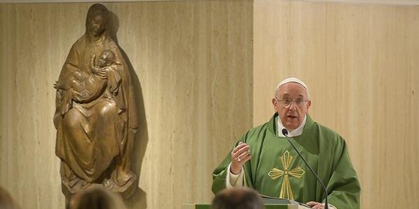 Papa diz que diabo existe e deve ser combatido com a armadura da verdade / Foto: L'Osservatore Romano