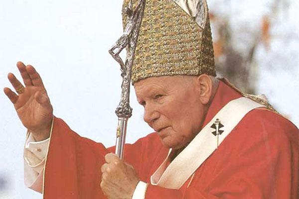 São João Paulo II, canonizado em 27 de abril pelo Papa Francisco / Foto: Arquivo