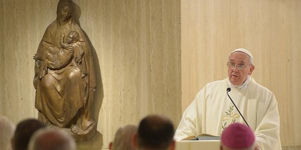 Santo Padre diz que o homem precisa acolher a gratuidade do amor de Deus sem medo / Foto: L'Osservatore Romano