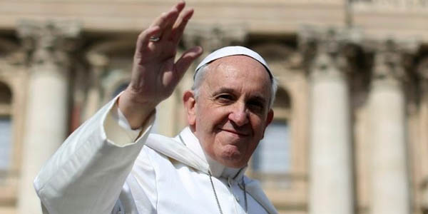 Francisco vai se reunir com famílias de todo o mundo em 2015, nos EUA / Foto: Arquiv-L'Osservatore Romano
