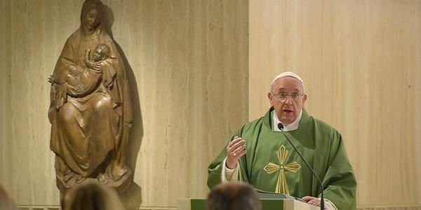 Francisco pede que fiéis saibam perdoar sempre / Foto: L'Osservatore Romano