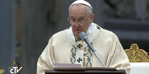 Papa Francisco convida fiéis a seguirem o exemplo dos Magos do Oriente para conhecer o mistério de Deus / Foto: Reprodução CTV