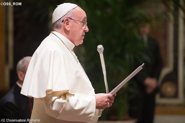 Francisco destaca importância da escuta no diálogo inter-religioso, também com fiéis do Islã / Foto: Arquivo - L'Osservatore Romano