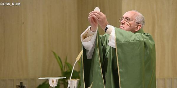 Santo Padre diz que o mais importante é a salvação e a intercessão de Jesus / Foto: L'Osservatore Romano