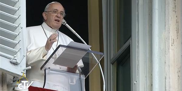 Francisco destaca que o Evangelho muda o coração e a vida, por isso os cristãos devem sempre anunciá-lo / Foto: Reprodução CTV