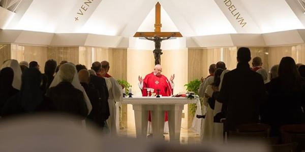 Papa pede aos fiéis que façam oração de contemplação / Foto: Arquivo - L'Osservatore Romano