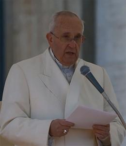 """""""Todas as espiritualidades e carismas da Igreja devem ser descentralizados"""", afirmou o Papa / Foto: Reprodução CTV"""