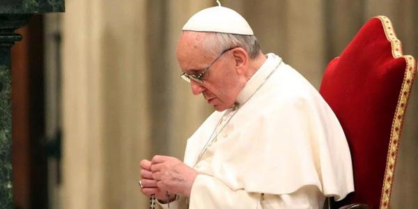 Papa fará videomensagens nas intenções de oração mensais