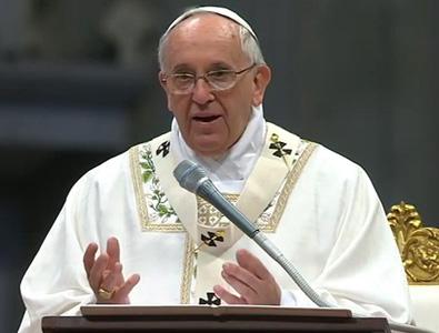 Francisco fala dos tipos de cansaço que atingem os sacerdotes / Foto: Reprodução CTV