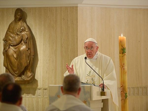 Papa Francisco convida fiéis à abertura ao Espírito Santo / Foto: L'Osservatore Romano