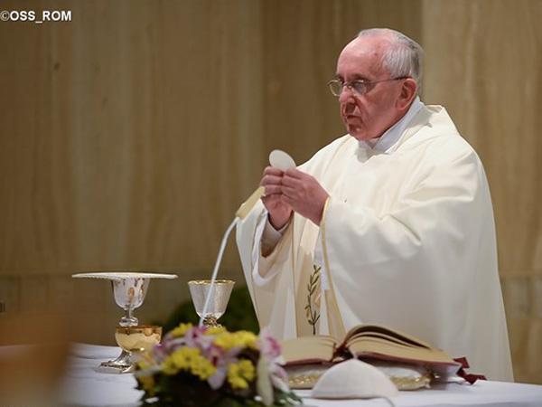 cristaos devem buscar a unidade_papa