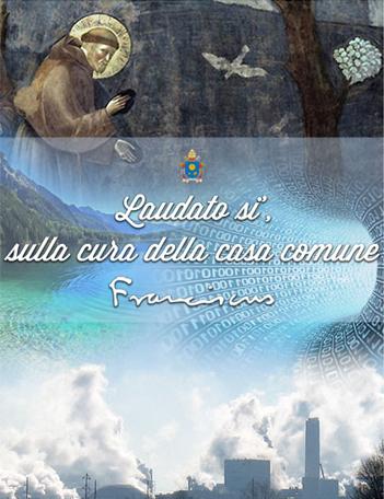Nova encíclica do Papa fala do cuidado com a Criação / Foto: Reprodução Vaticano