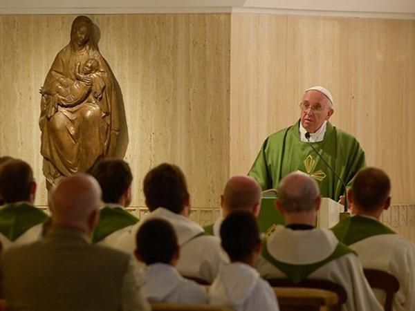 Francisco destaca que a força do perdão vem de Deus / Foto: L'Osservatore Romano