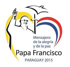 Logotipo da viagem do Papa Francisco / Divulgação