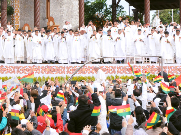 Papa na Bolivia - Foto: Daniel Machado