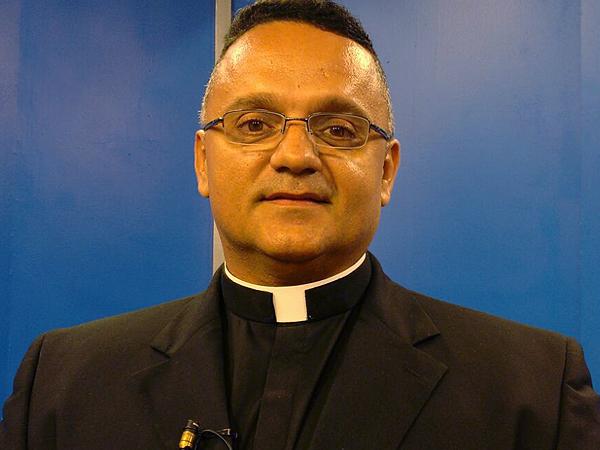 ex-diplomata da Santa Sé e também juiz eclesiástico do Rio de Janeiro, monsenhor André Sampaio / Foto: Kelen Galvan