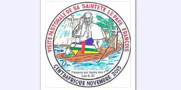 Logotipo da Viagem do Papa à África. Foto: site oficial.