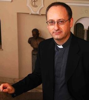 Padre Antônio Spadaro / Foto: Arquivo