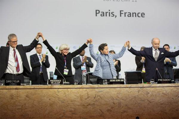 Resultado de imagem para acordo de paris