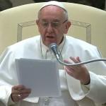 Papa Francisco convida cristãos a, juntos, levar a misericórdia de Deus a todos os cantos da terra / Foto: Reprodução CTV