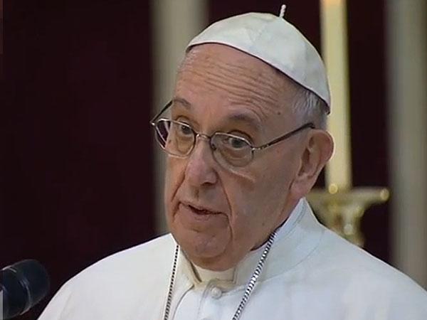 Papa Francisco se reúne com bispos mexicanos