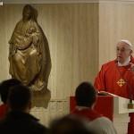 Papa explica que Deus vence com a humildade / Foto: L'Osservatore Romano