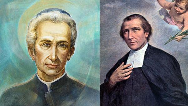 Beato Ludovico Pavoni e Beato Salomão Leclerq