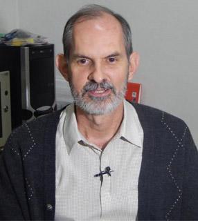 Historiador Mário Dias / Foto; Assessoria Unisal Lorena