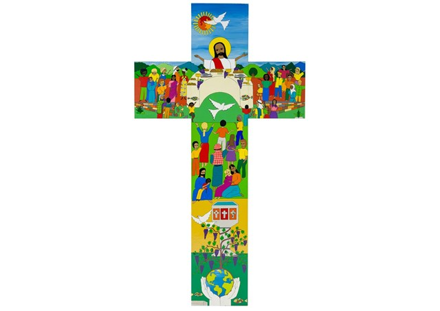 Divulgado logotipo da viagem do Papa à Suécia