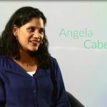 Testemunho Angela Cabel