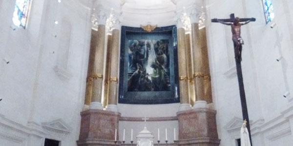 A sacralidade da basílica Nossa Senhora do Rosário de Fátima (3)
