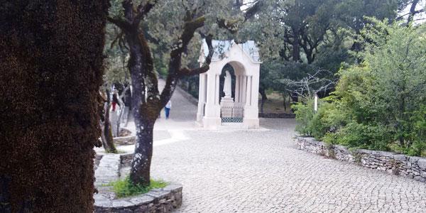 Valinhos, pulmão da espiritualidade do Santuário de Fátima (5)