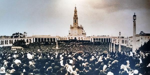 Capelinha das Aparições , o coração do Santuário de Fátima (1)